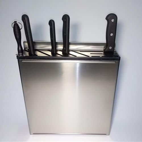 steel knife rack