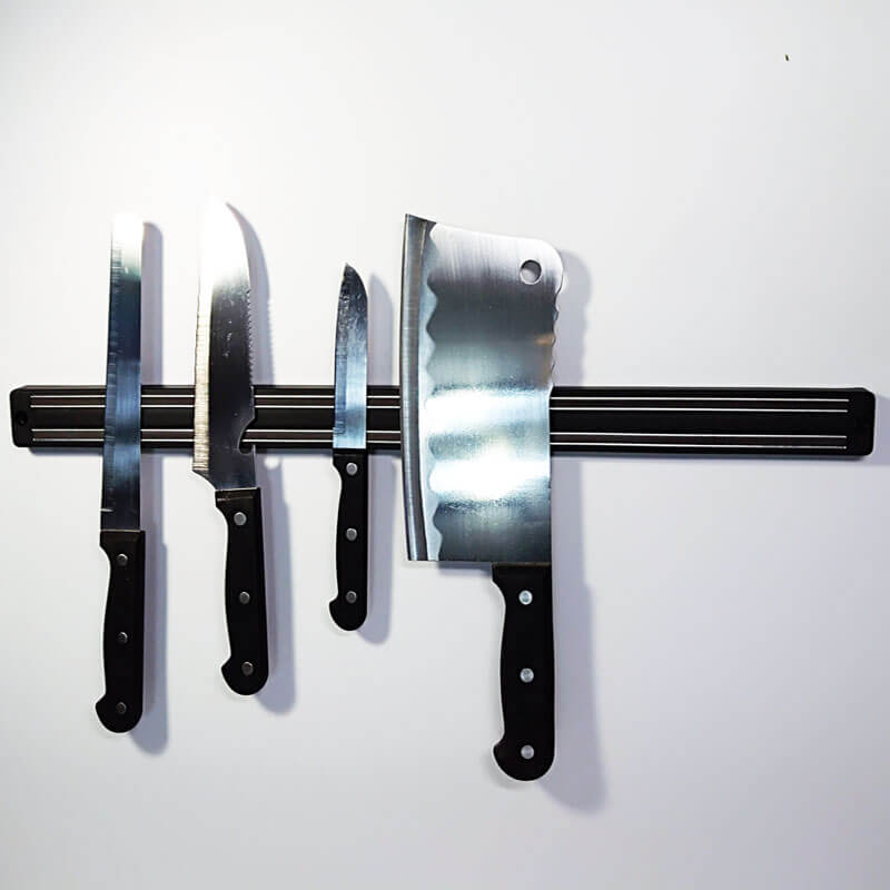 plastic magnetic knife holder