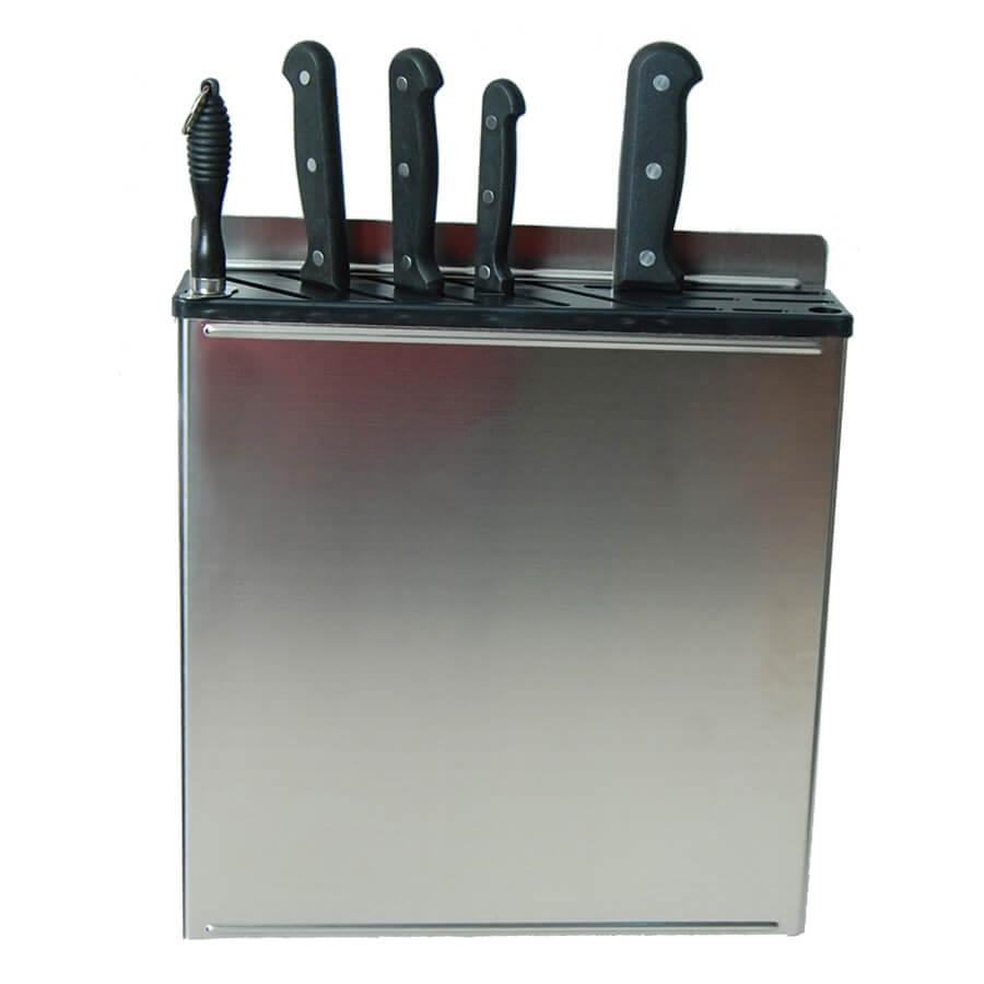 stainless steel knife holders